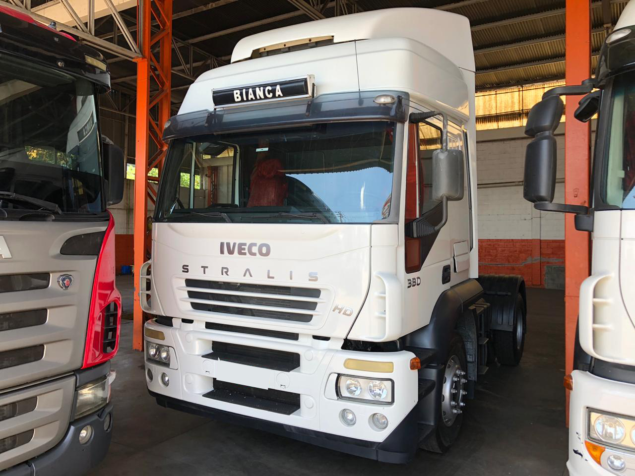IVECO STRALIS 380 HD 4X2 2007