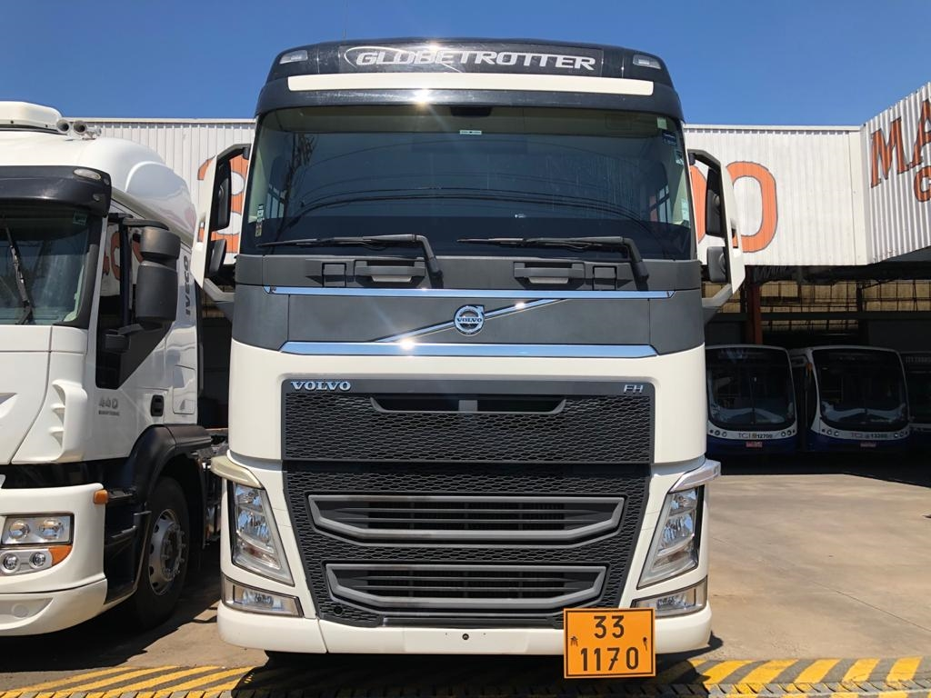 VOLVO FH 540 GLOBETROTTER 6X4 2018
